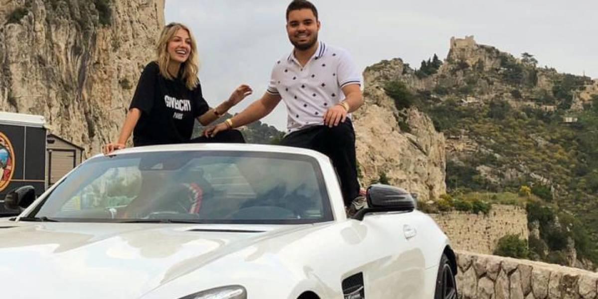 Marido da modelo Marcella Portugal é preso por fraudes bancárias