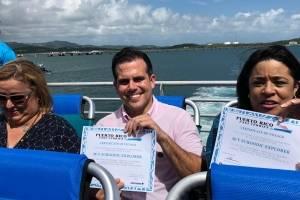 Horarios y costos de nuevas rutas entre Vieques, Culebra y Ceiba