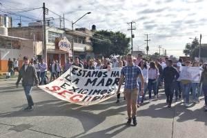 Marchan 11 mil por inseguridad en planteles de la UdeG