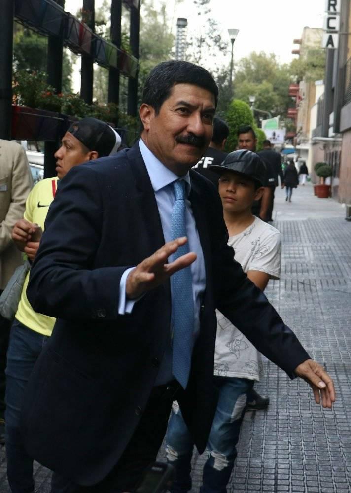 Javier Corral, gobernador de Chihuahua Foto: Cuartoscuro