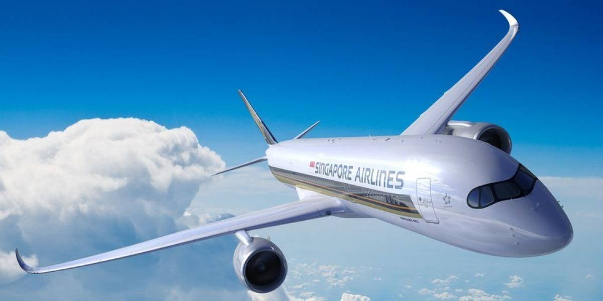 4 preguntas sobre el vuelo más largo del mundo entre Singapur y Nueva York