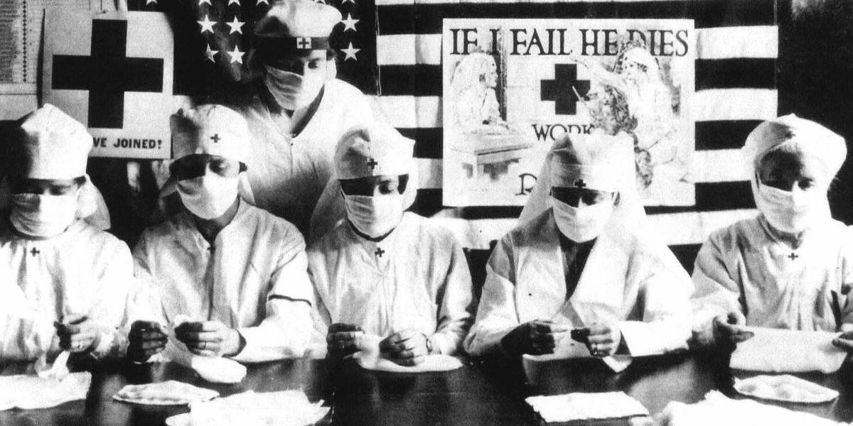 3 lecciones que dejó el peor brote de influenza de la historia: la pandemia de gripe española de hace 100 años