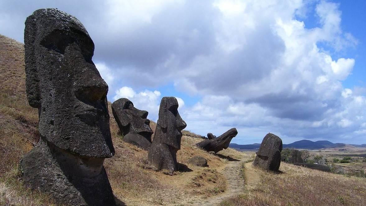 Grupo de antropólogas chilenas descubren origen de los habitantes de Rapa Nui