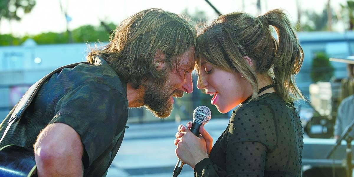 Nasce uma Estrela: história de amor pode render Oscar de melhor atriz a Lady Gaga