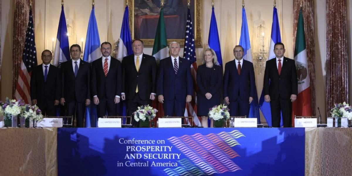 Reunión en EE. UU. giró sobre China y migración irregular