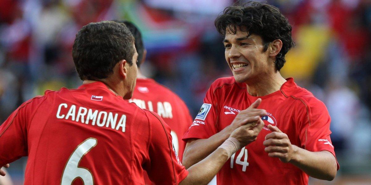 Carmona mira a la Roja desde afuera: Está feliz con la citación de Matías Fernández y espera el retorno de Marcelo Díaz