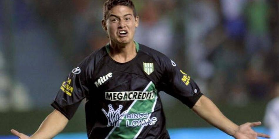 "El día que Palmeiras no fichó a James Rodríguez por estar ""gordo como una pelota"" Getty Images"