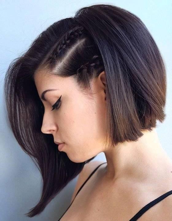 Peinados De Noche Para Cabello Corto Con Los Que Brillaras En Cada