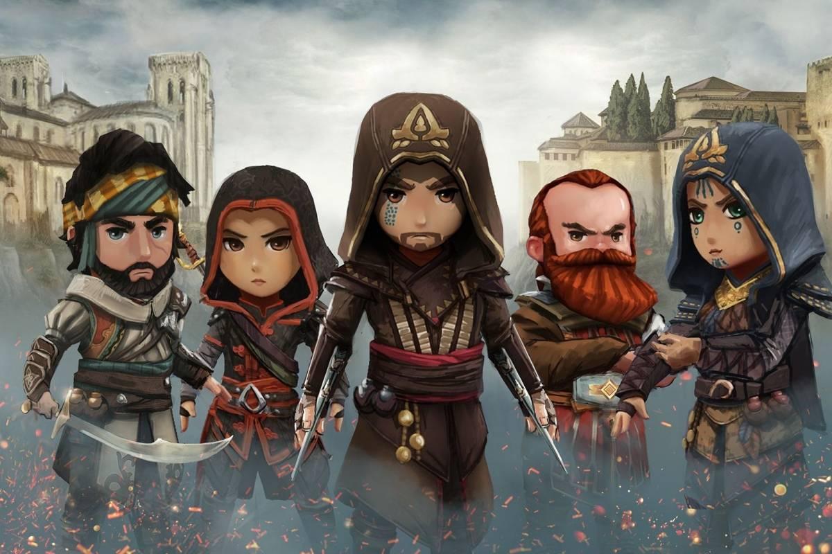 Ya hay fecha de lanzamiento para Assassin's Creed Rebellion