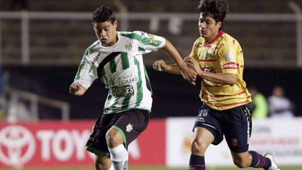 "El día que Palmeiras no fichó a James Rodríguez por estar ""gordo como una pelota"" Internet"