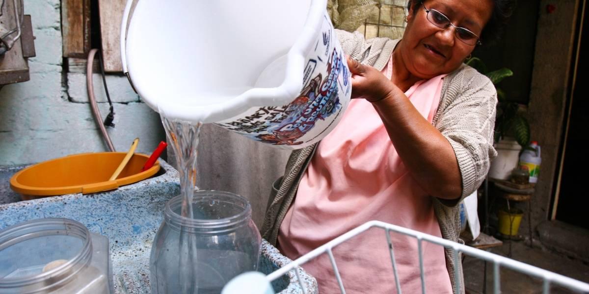 Cómo enfrentar los cortes de agua que habrá en la Ciudad de México