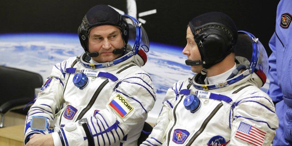 A salvo astronautas tras aterrizaje de emergencia de la cápsula Soyuz
