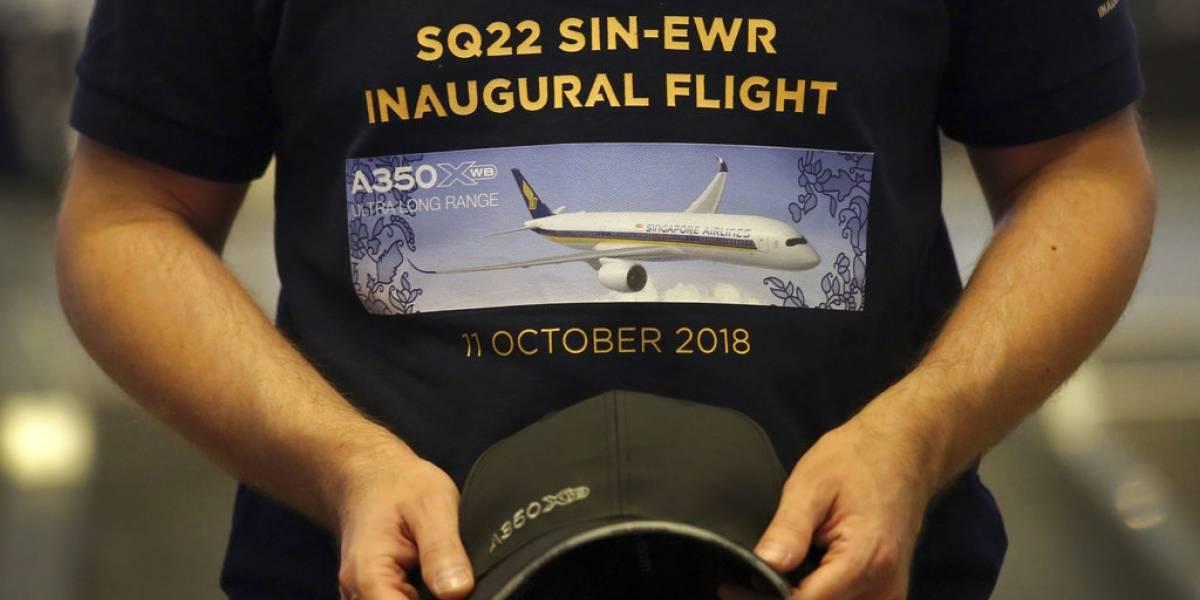 ¿Cuánto dura el vuelo más largo del mundo?