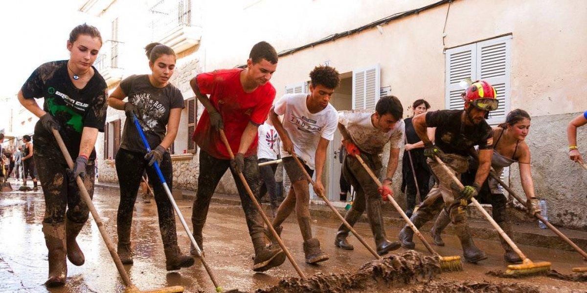12 muertos en Mallorca tras intensas inundaciones