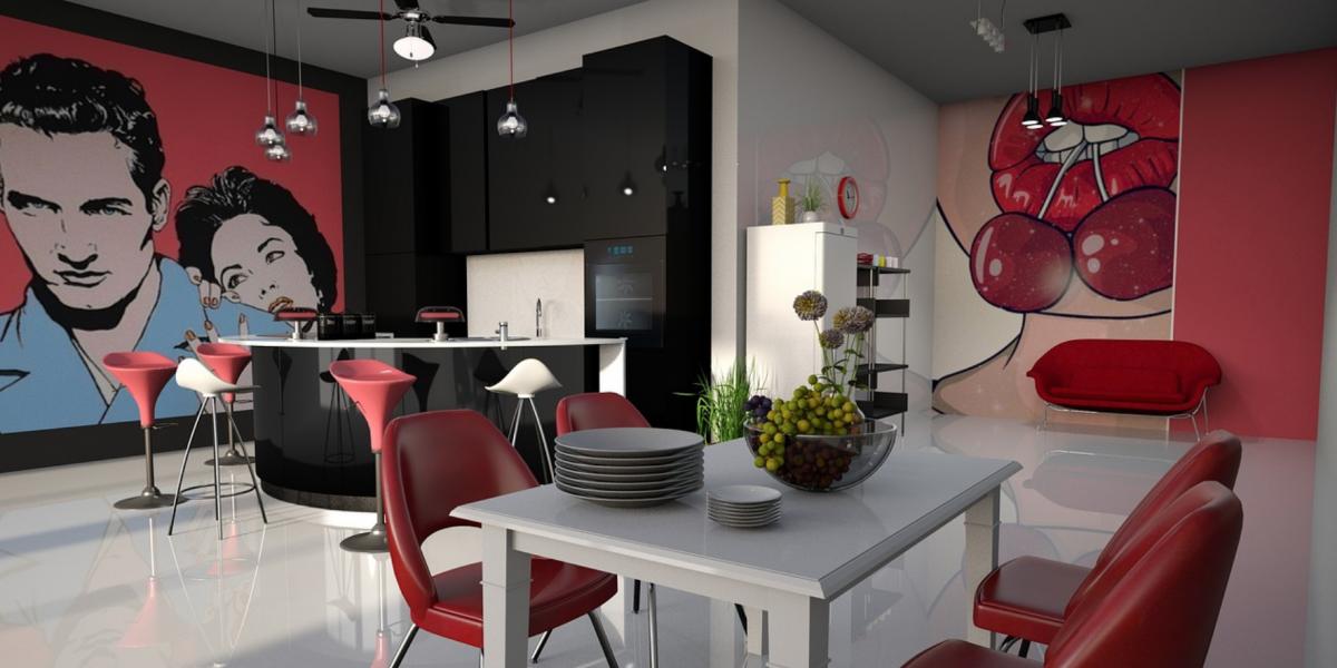 Pop Art: la última tendencia en decoración del hogar