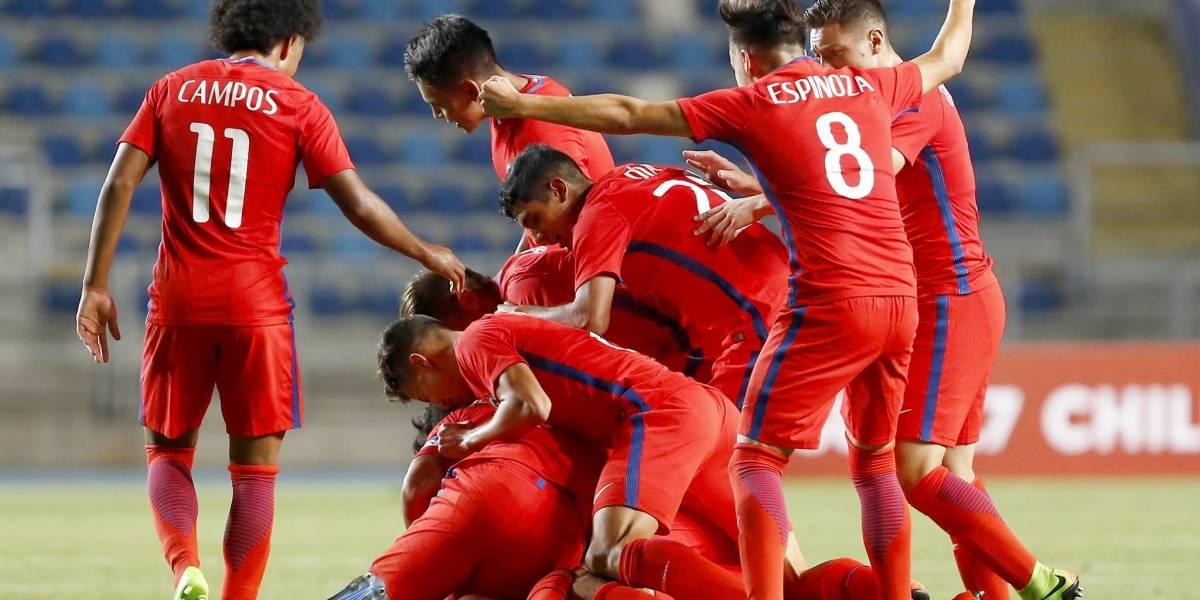 Juvenil chileno que promete en Argentina destaca en ranking inglés de los mejores Sub 17 del mundo