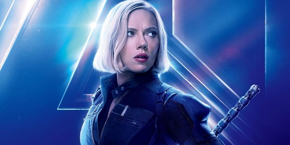 Scarlett Johansson finalmente ganará lo mismo que sus compañeros en el nuevo filme de Black Widow