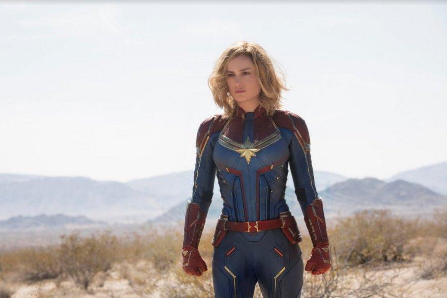Sin Censura Filtran Fotos De Brie Larson La Capitana Marvel Sin