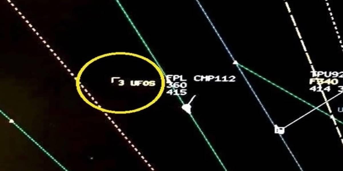 Seis aviones registraron, al mismo tiempo, avistamientos de ovnis en Antofagasta
