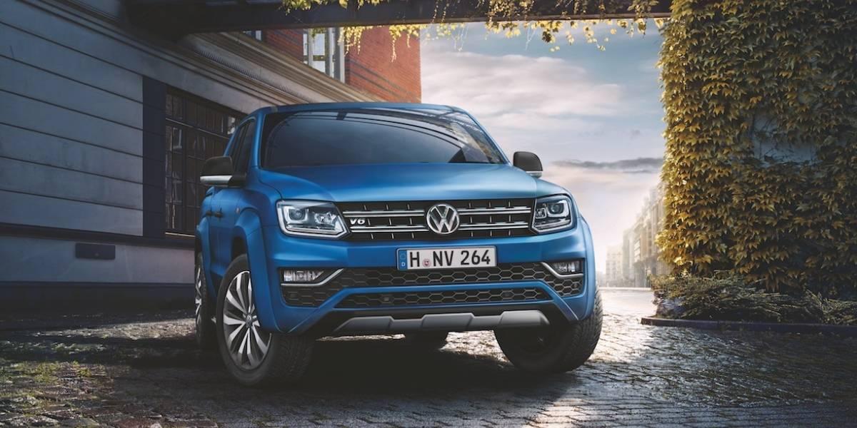 Volkswagen Amarok: más poder y más comodidad para trabajar
