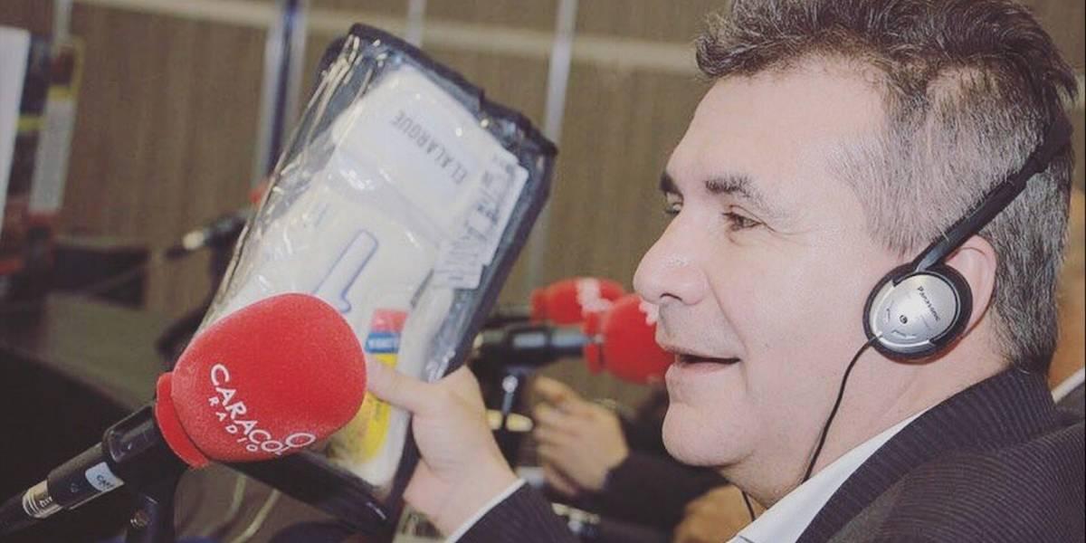 Diego Rueda se va de 'El Alargue' y este será su nuevo programa