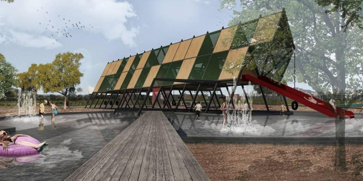 Potencian inversión en infraestructura en la comuna de la Granja para proyectarla hacia el 2025