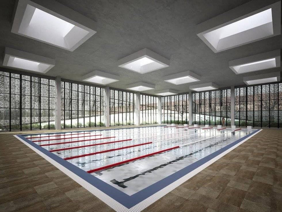 Complejo de piscinas