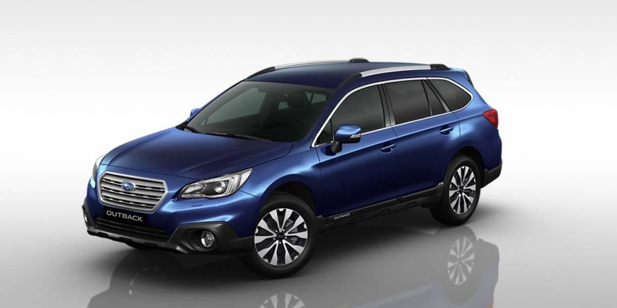 Subaru Eyesight: un ojo más para vigilarlo en el camino