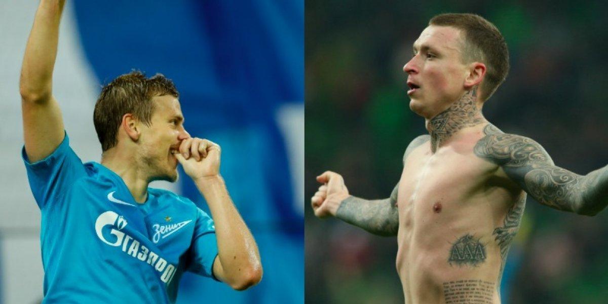 Declaran prisión preventiva a los futbolistas rusos acusados de vandalismo