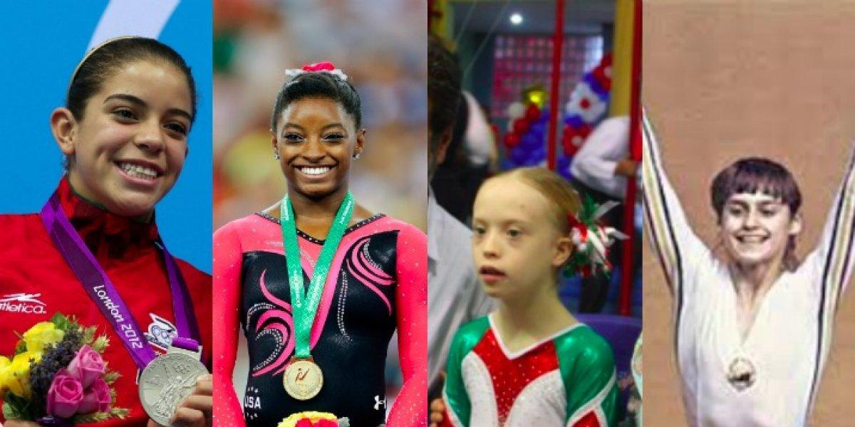Las niñas que con su talento conquistaron el mundo del deporte
