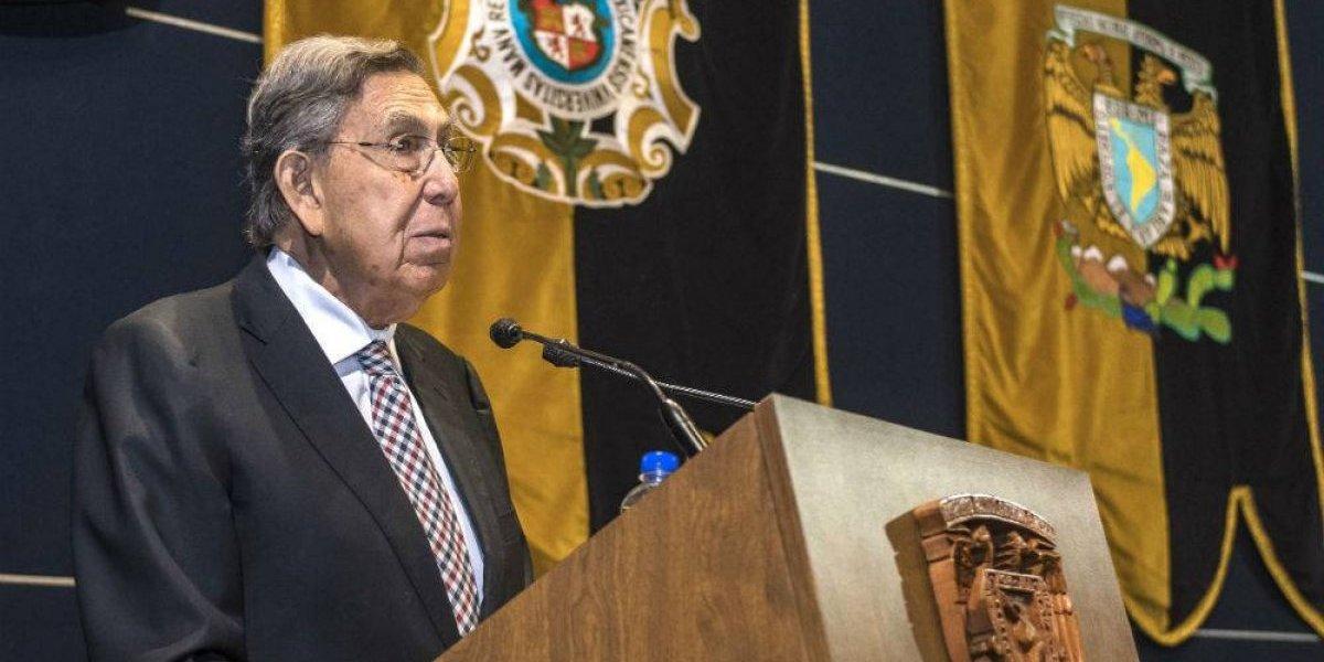 Cárdenas asegura que sin patriotismo no se acabará la corrupción