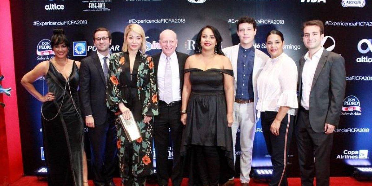 #TeVimosEn: Festival Internacional de Cine fine Arts apertura noven edición