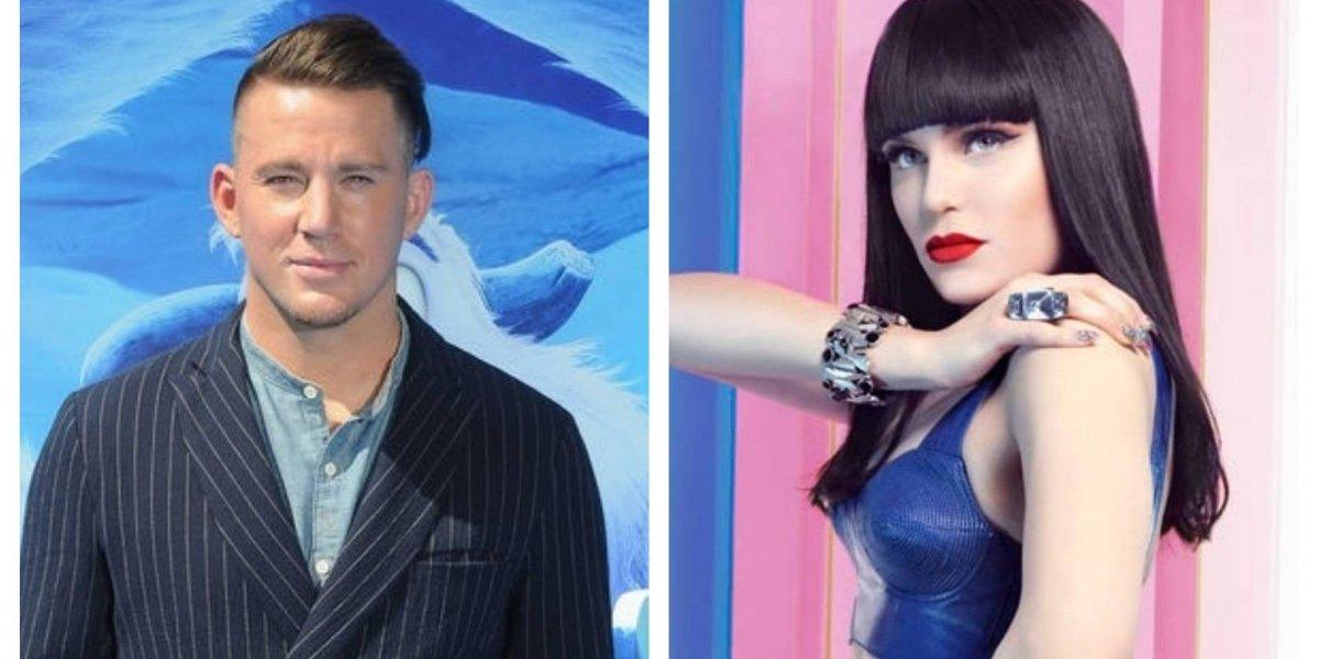 ¡Revelan nuevo romance! Channing Tatum estaría saliendo con Jessie J