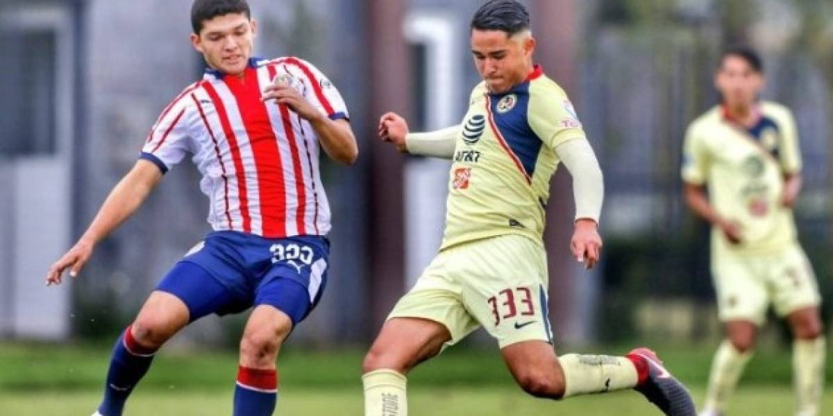 Jugador de Chivas, único mexicano entre las promesas del futbol mundial