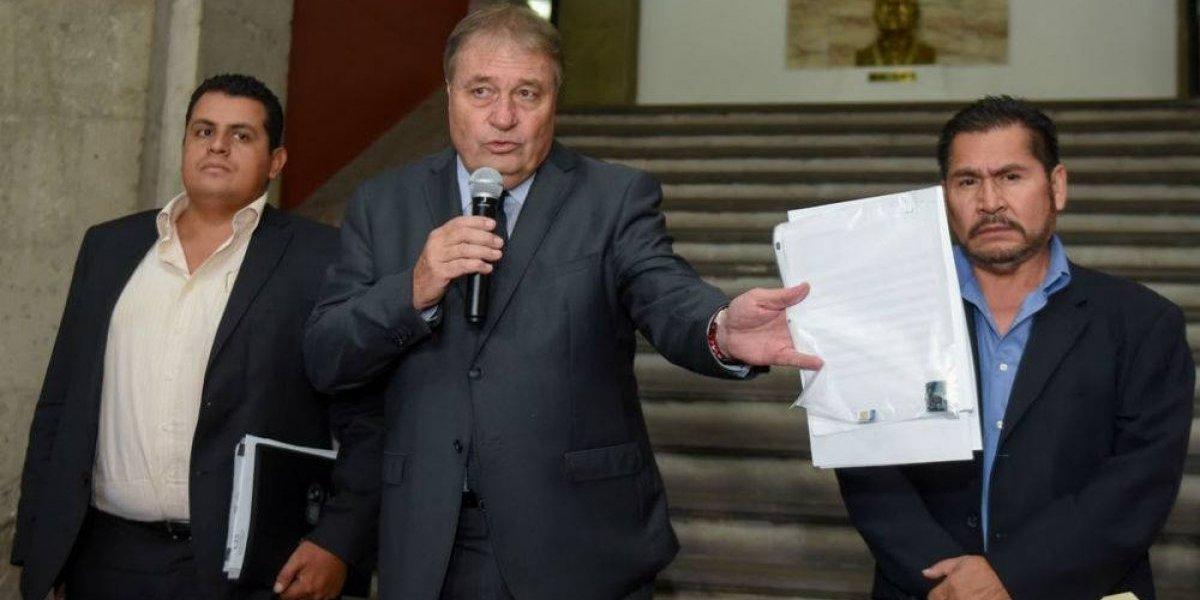 Gobierno de Cuauhtémoc Blanco denuncia ante PGR posible espionaje