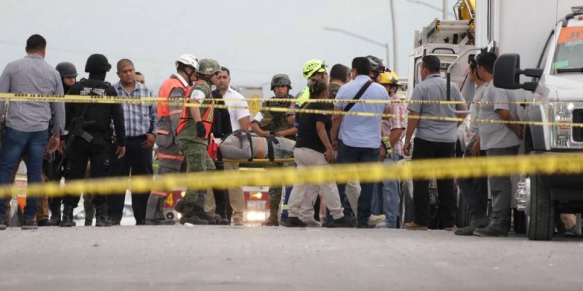 Difunden nombres de fallecidos tras derrumbe en Monterrey