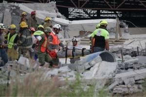 Derrumbe Monterrey