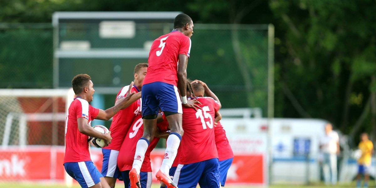 Selección RD va este viernes ante Islas Caimán