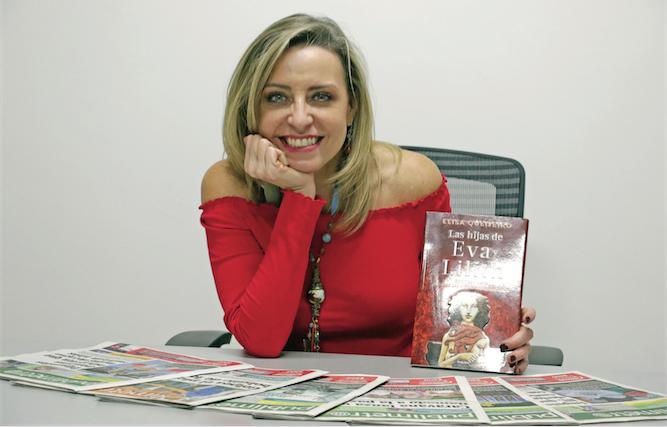 """Elisa Queijeiro: """"Me considero una voz para el reconocimiento de las mujeres"""""""