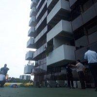 Fallecido en edificio Reforma Obelisco