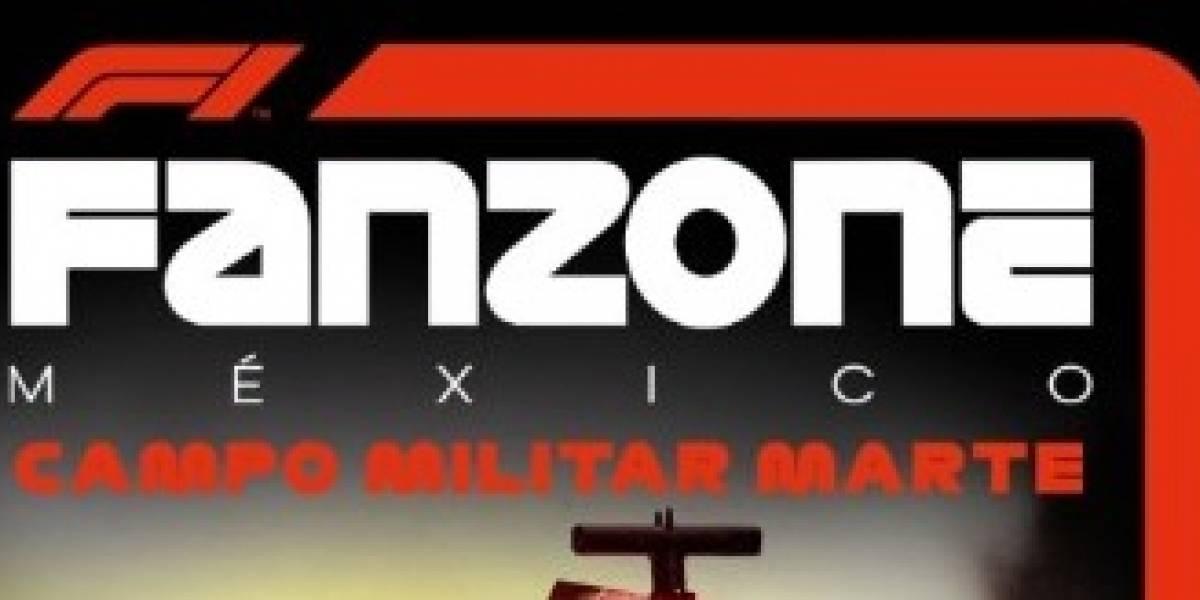 Campo Marte será nuevamente sede de la 'F1 Fan Zone'