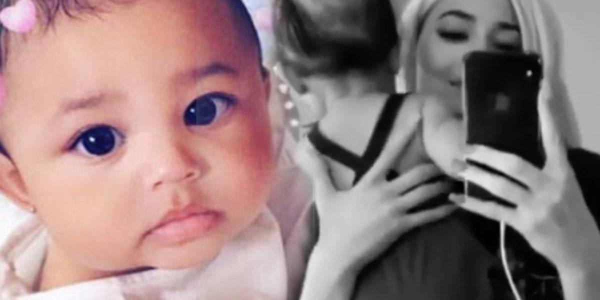 As fotos que mostram o quanto Stormi, a filhinha de Kylie Jenner, cresceu