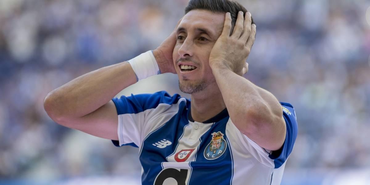 La fortuna que pide Héctor Herrera para renovar con el Porto