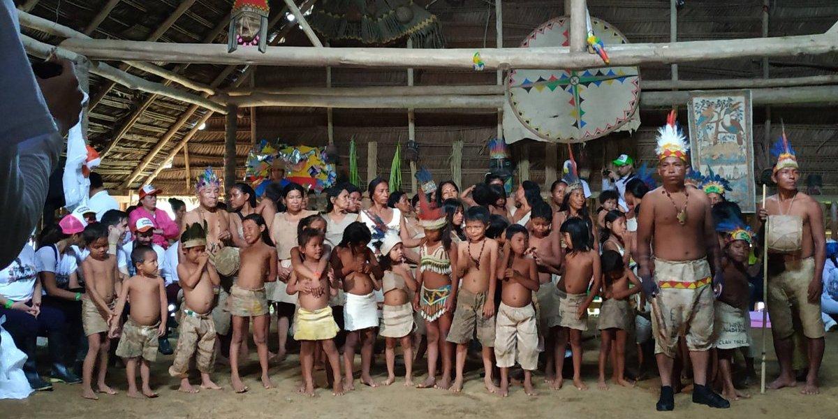 Lejos de lo material: así vivien los niños de un resguardo indígena en el Amazonas