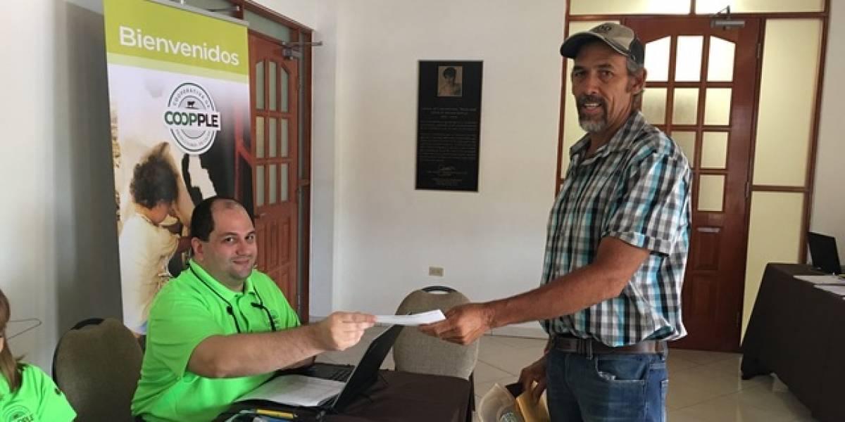 COOPPLE distribuye $250 mil en dividendos entre 173 socios ganaderos de leche