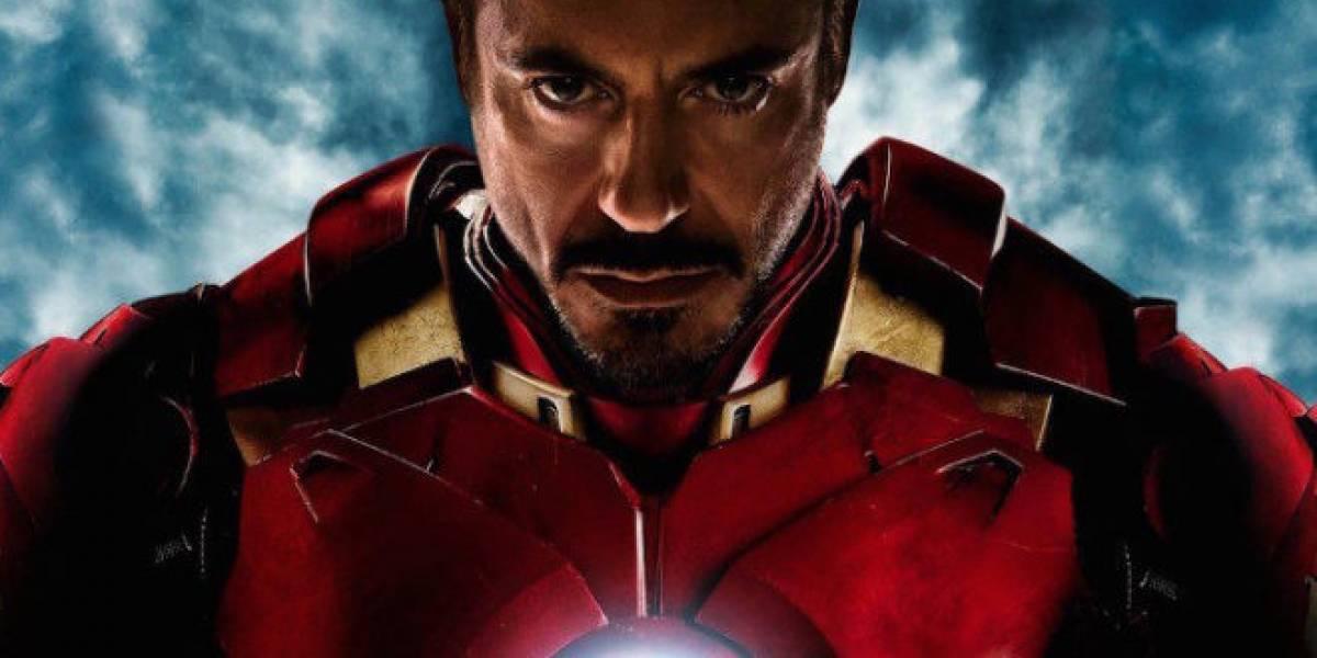 """Esta es la última foto de """"Iron Man"""" en el set de Avengers 4"""