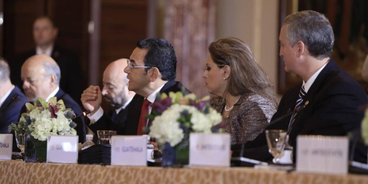 Presidente pide ayuda para un préstamo de US$15 mil millones a un plazo de 30 años