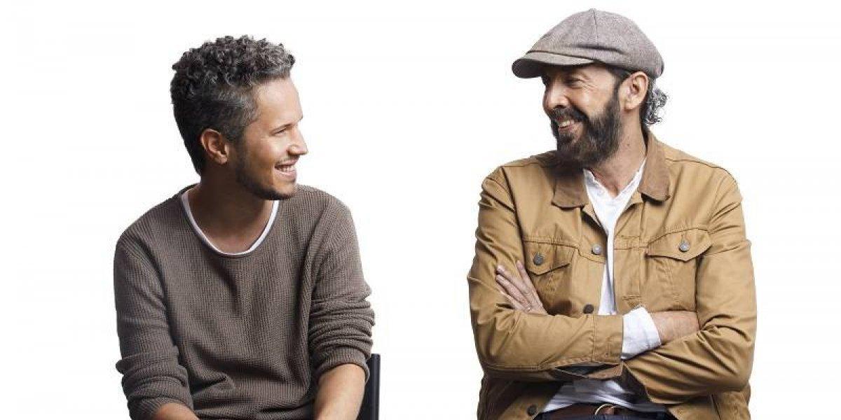Vicente García y Juan Luis Guerra juntos en un disco