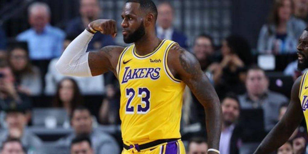 ¿Podrá LeBron atraer a una súper estrella a Lakers?