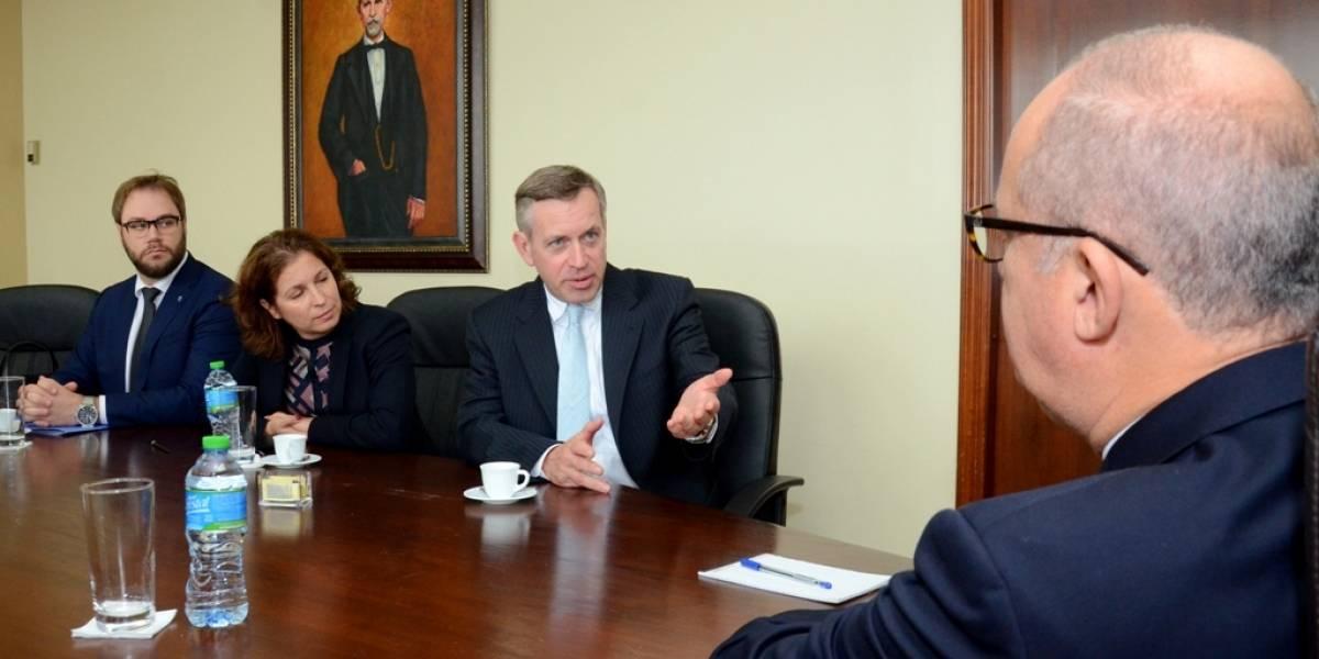 Interior y Policía se reúne con funcionarios del ACNUR